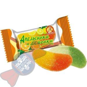 Апельсинки и лимонки