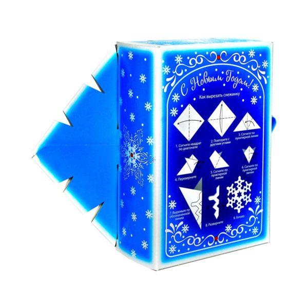 Новогодний подарок Снежинка
