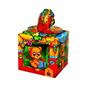 Новогодний подарок Ретро игрушки