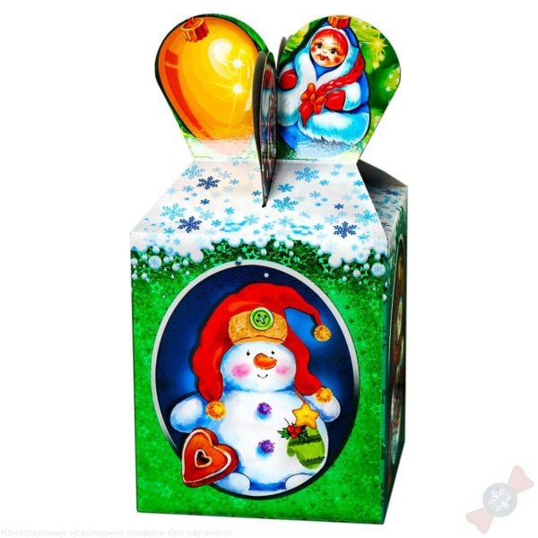 Друзья в кубе детский сладкий подарок на новый год 2019