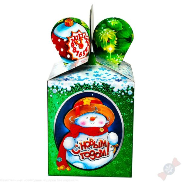 Друзья в кубе детский подарок на новый год 2019