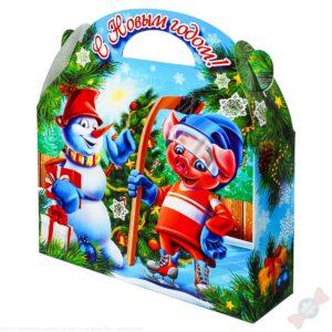 Подарок в картонной упаковке Художнику