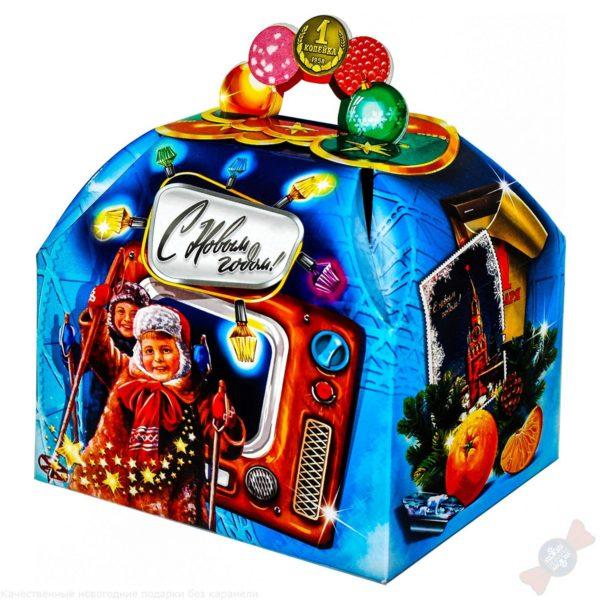 Новогодний подарок для детей и взрослых Ретро