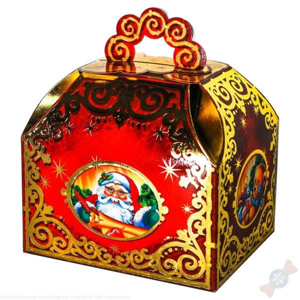 Золотой Ларец подарок на новый год