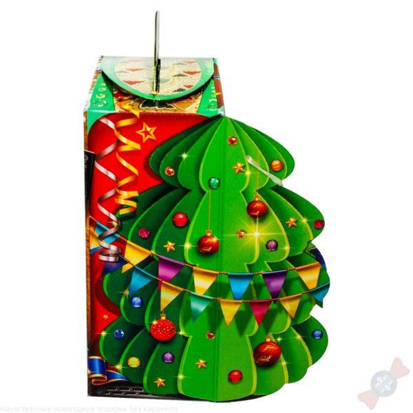 Детский новогодний подарок Новогодний холодильник