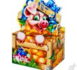 Запах мандаринов сладкий новогодний подарок