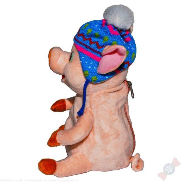 Наф-Наф мягкая игрушка с конфетами