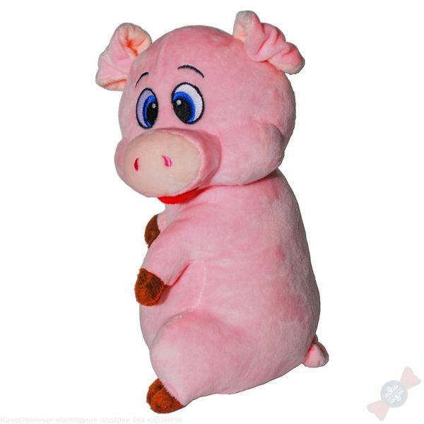 Фунтик мягкая игрушка свинка подарок