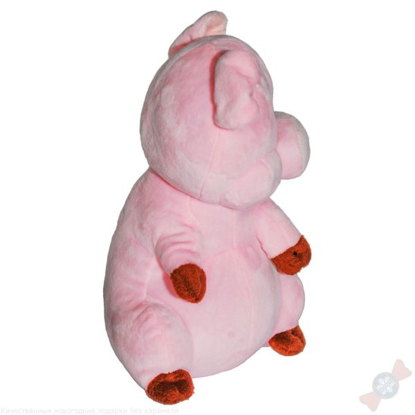 Фунтик мягкая игрушка свинка