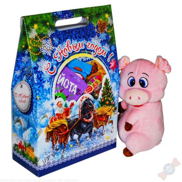 Хоровод развивающий подарок на новый год для детей