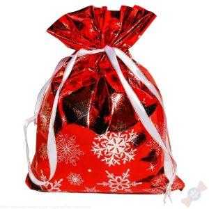 Сияние новогодний подарок в мешке