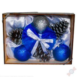 Корпоративный подарок для взрослых Новогоднее украшение 2