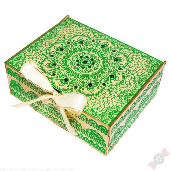 Малахитовая шкатулка подарок для взрослых