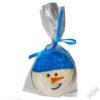 Имбирный пряник Снеговик