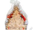 Новогодний подарок в деревянной ёлке Торжество
