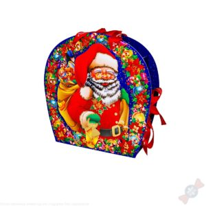 Упаковка подарка Санта