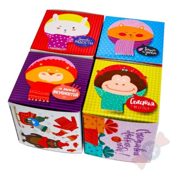 Детский подарок Кубик в кубе