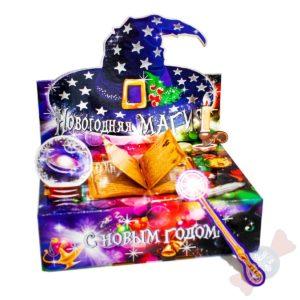 Сладкий новогодний подарок Новогодняя магия