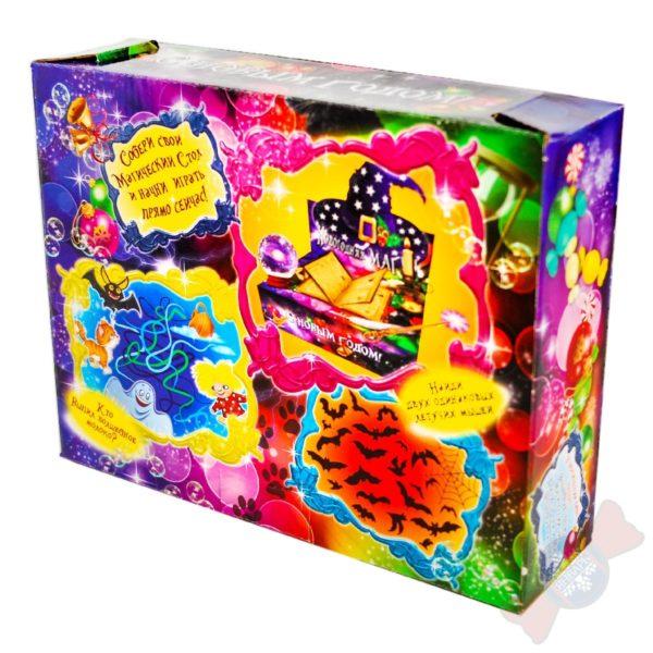 Детский сладкий подарок Новогодняя магия