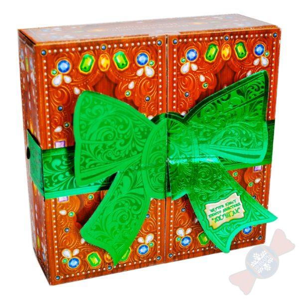 Джуманджи сладкий подарок на новый год