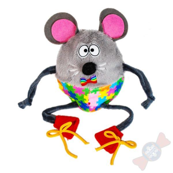 Крыска Боб Разноцветные штаны