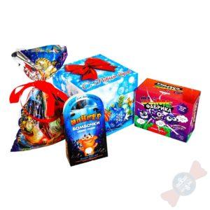 Детские подарки Новогодняя фабрика мастерства Деда Мороза