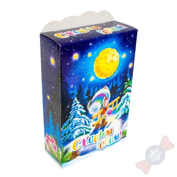 Детский новогодний подарок Лунтик