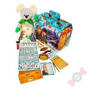 Детский подарок Новогодний квест-детектив