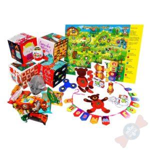 Необычный подарок детям Кубик в кубе