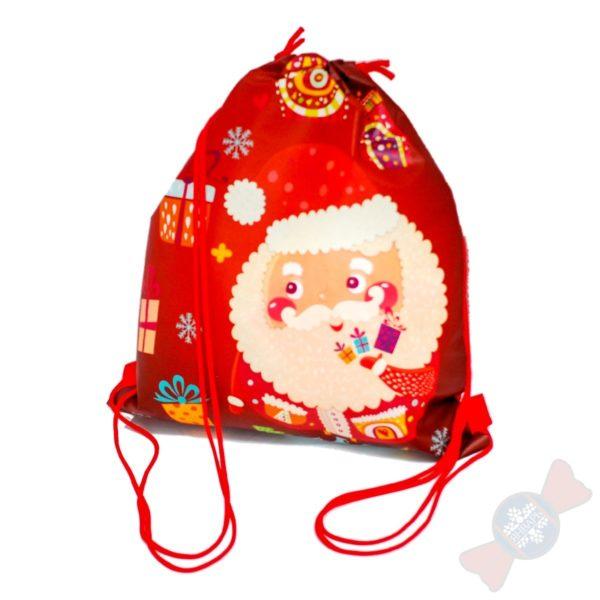 Мешок для обуви Дед Мороз