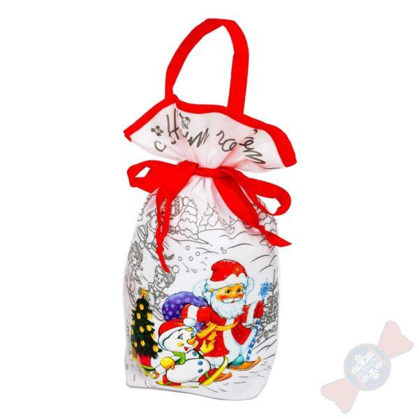 Детский подарок Новогодний мешок