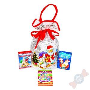 Заказать подарки для детей 2020 Новогодний мешок