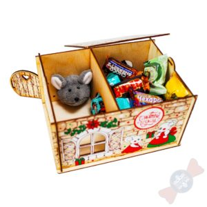 Новогодний подарок Мышуля с ипотекой