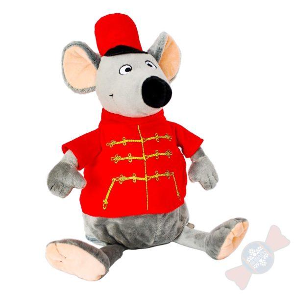 Новогодняя мягкая игрушка Господин Мышкин