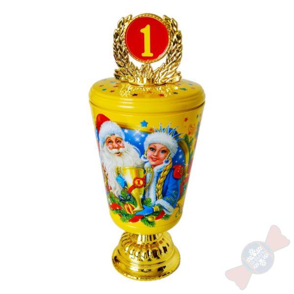 Новогодний подарок 2020 года Кубок самому лучшему ребенку