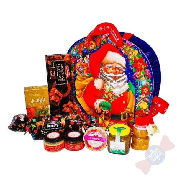 Взрослый корпоративный подарок Санта