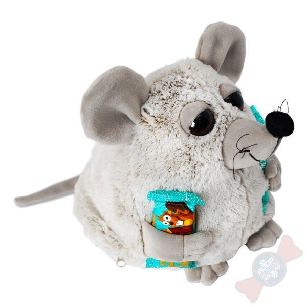 Шикарный подарок мягкая игрушка Маффин