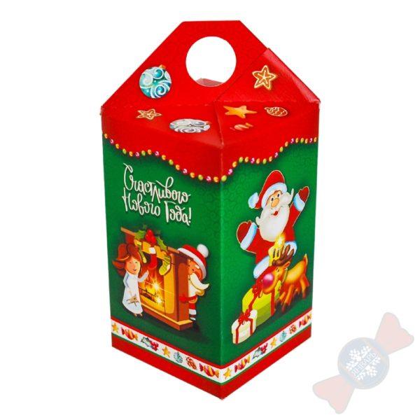 Детские сладкие новогодние подарки «Дед Мороз»