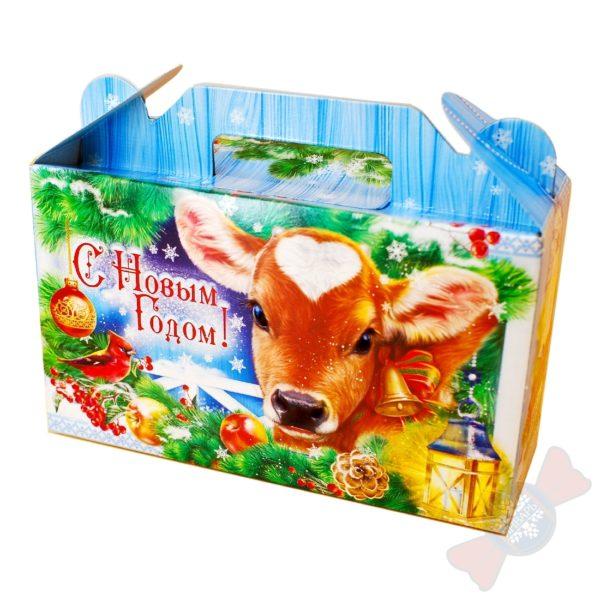 Купить сладкий новогодний подарок «Декабринка»