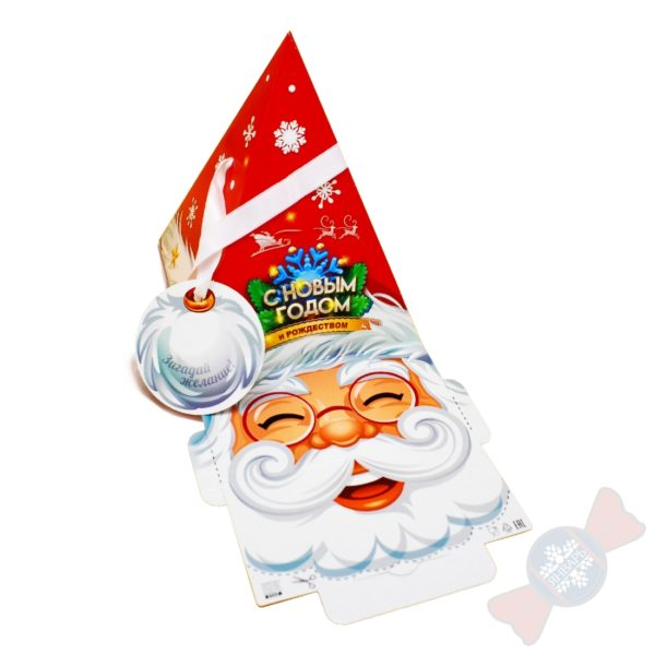 Детский сладкий подарок на новый год «Карнавал»