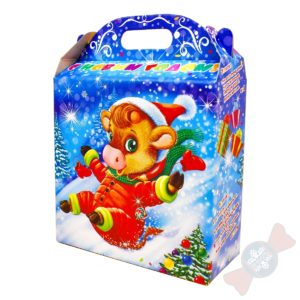 Детские новогодние подарки 2021 «Борька»