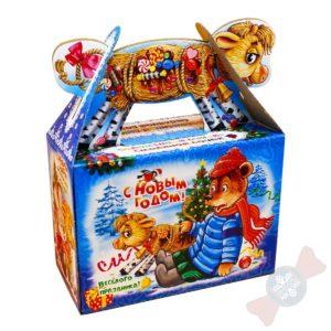 Новогодние подарки в детский сад «Смоляной бочок»