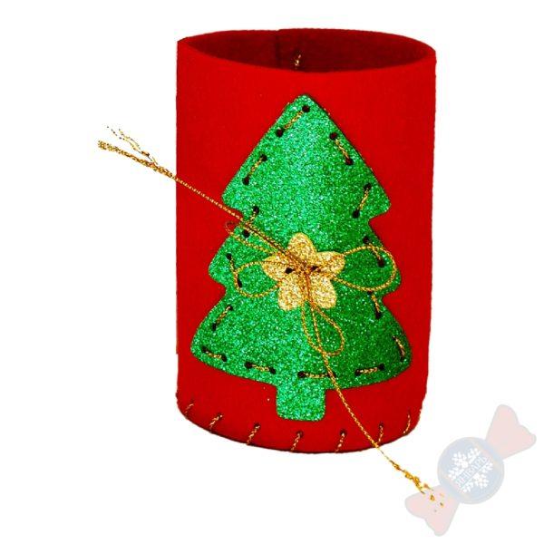 Сладкие новогодние подарки Вложение Карандашница своими руками