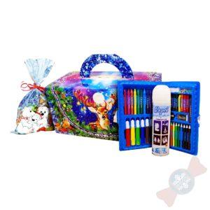 Заказать новогодний подарок «Цветное волшебство»