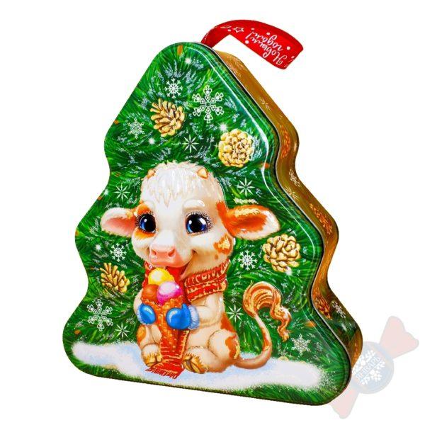 Купить новогодние подарки от производителя «Ёлочка»