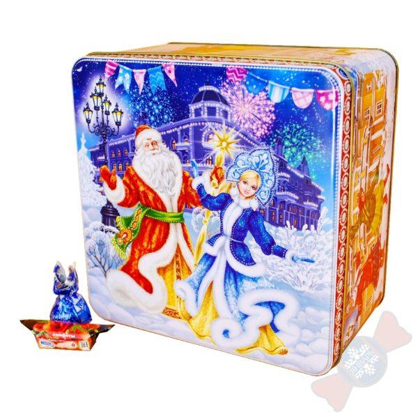 Новогодние подарки в детский сад «Зимний вальс»