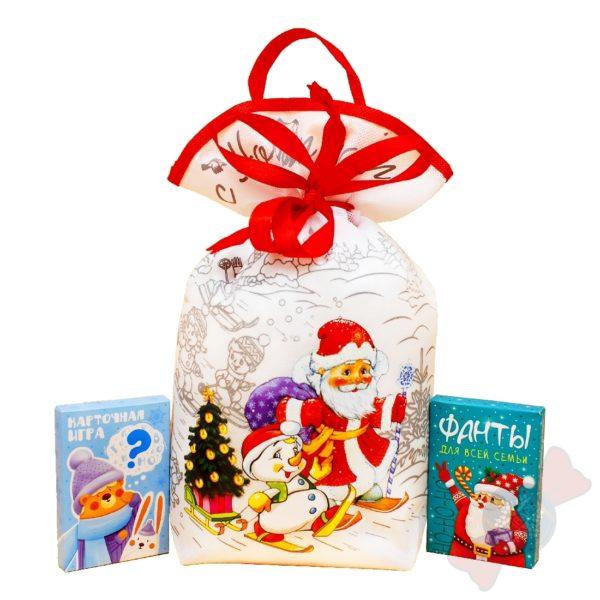 Детские новогодние подарки оптом Новогодний подарок от производителя в наличии «Игротека»