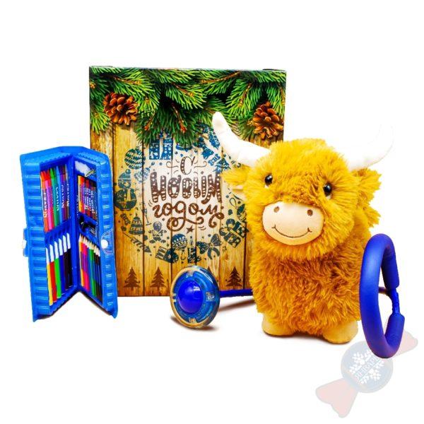 Купить детские новогодние подарки оптом «Фулл Хаус»