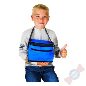 Ребенок с подарком «Термосумка»
