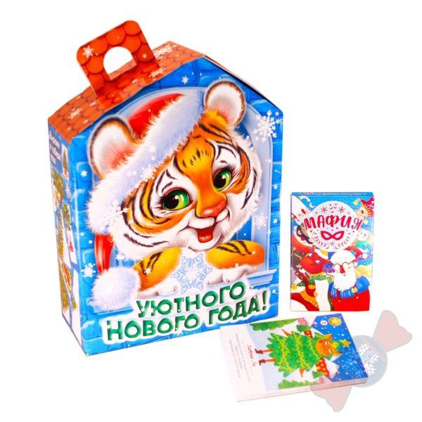 """Детские новогодние подарки оптом """"Тигрин дом"""""""